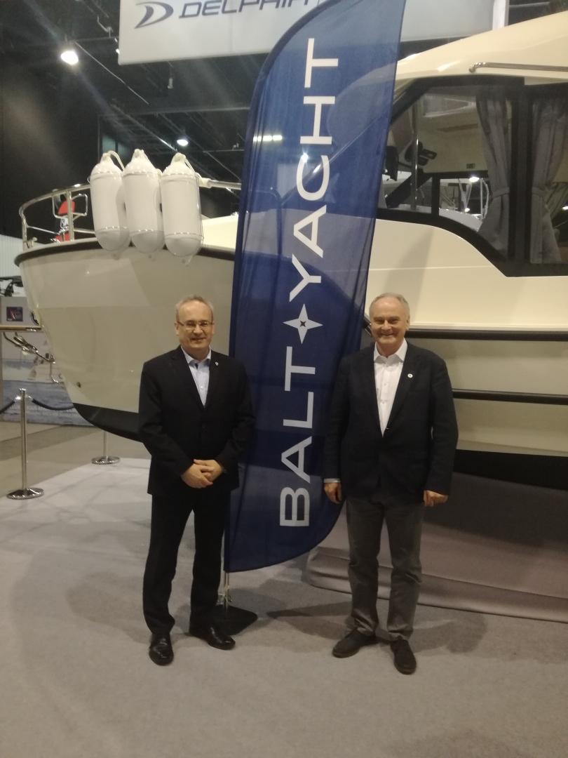 Sukces augustowskiej stoczni Balt Yacht