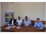 Podpisanie umowy na budowę dróg na Osiedlu Południe