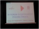 Augustów partnerem Forum Gospodarczego Polonii Świata