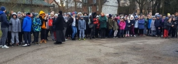 W trosce o bezpieczeństwo uczniów - próbna ewakuacja Szkoły Podstawowej nr 2
