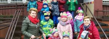 Dzieci z Przedszkola Nr 3 w Augustowie uroczyście przywitały Pierwszy Dzień Wiosny!