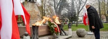 Uroczyste obchody 101. rocznicy Odzyskania Niepodległości