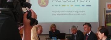 Wizyta posłów z podkomisji ds. środków z UE w Augustowie