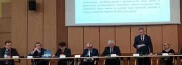 Burmistrz Augustowa prelegentem podczas konferencji dotyczącej sytuacji demograficznej województwa podlaskiego