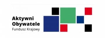 Logo Aktywni Obywatele Fundusz Krajowy