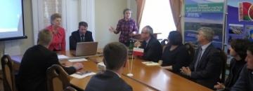 Delegacja Augustowa w Brasławiu na Białorusi