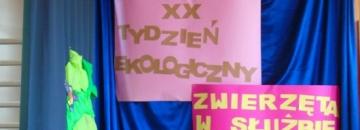 Tydzień Ekologiczny w Szkole Podstawowej nr 6 w Augustowie