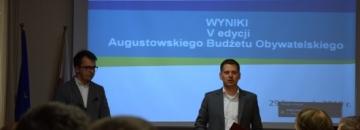 Wyniki Augustowskiego Budżetu Obywatelskiego 2020