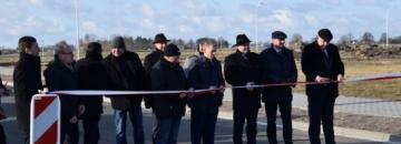 Otwarcie Strefy Aktywności Gospodarczej w Augustowie. Fot. UM w Augustowie