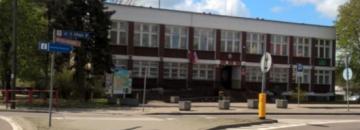 Zdjęcie budynku Urzędu Miejskiego w Augustowie
