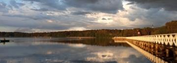 Badania wód jeziora Necko i Rospuda
