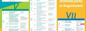 Kalendarz wydarzeń w Augustowie
