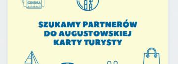 Szukamy Partnerów do Augustowskiej Karty Turysty  - grafika