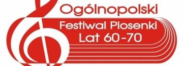 logo Ogólnopolski Festiwal Piosenki lat 60-70 Powróćmy do piękna w słowie i muzyce