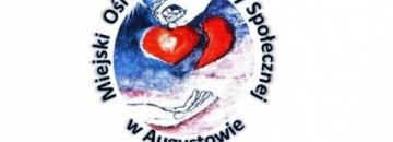 Logo Miejskiego Ośrodeka Pomocy Społecznej w Augustowie