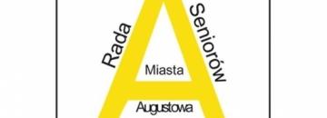 logo rady seniorów miasta Augustowa