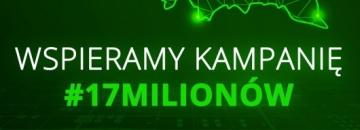 6 października świcimy na zielono dla osób z MPD. Wspieramy kampanię #17MILIONÓW