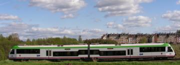pociąg Przewozy Regionalne