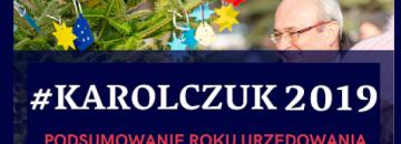 Burmistrz Augustowa podsumował pierwszy rok kadencji