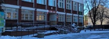 Fot. Budynek Urzędu Miejskiego w Augustowie
