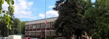 Zdjęcie budynku siedziby Urzędu Miejskiego
