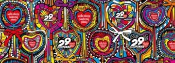 logo 29 Finału Wielkiej Orkiestry Świątecznej Pomocy