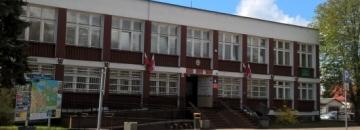 Budynek Urzędu Miejskiego w Augustowie